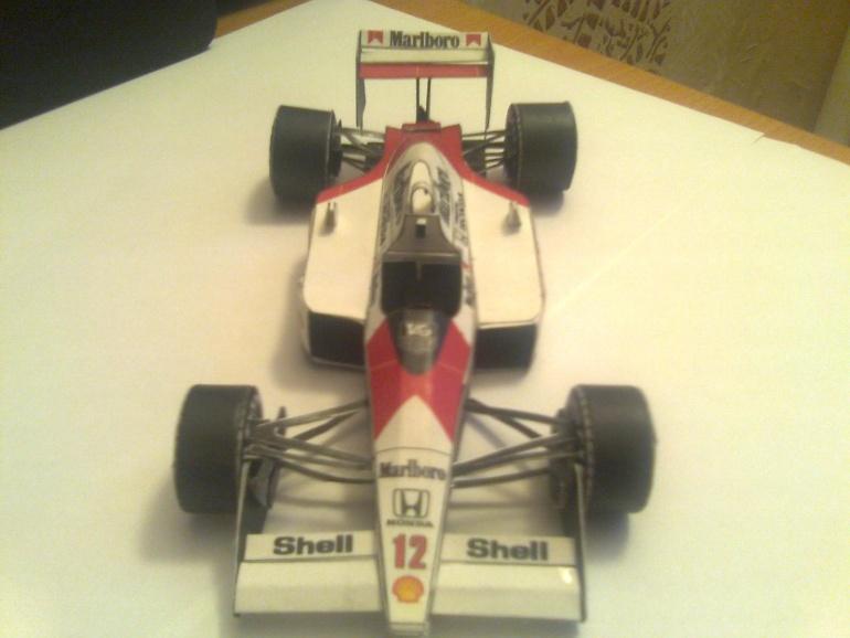 McLaren MP 4/4   r.1988