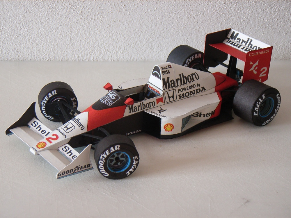 McLaren MP 4/5