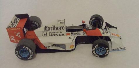 McLaren Mp 4 5