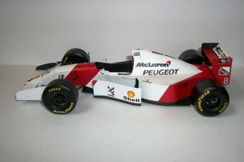 McLaren MP 4/9