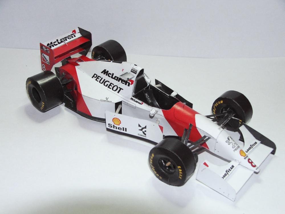 McLaren MP 4/9 (24 hodinovka)