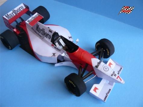 McLaren MP4/10B