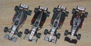 McLaren MP4/15 - David Coulthard - 2000