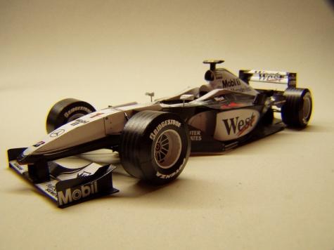 McLaren MP4/15, 2000, M. Häkkinen