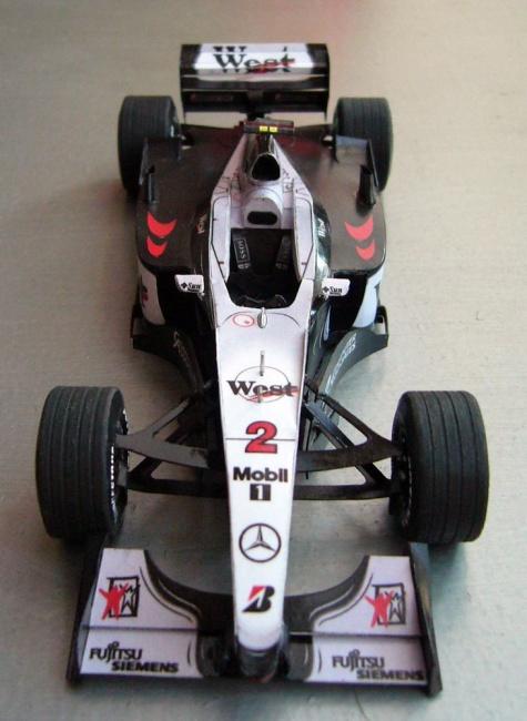 McLaren MP4-15