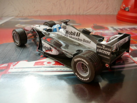 Mclaren MP4-15,David Coulthard,2000