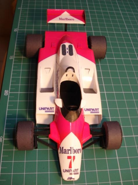 Mclaren MP4-1B 1982