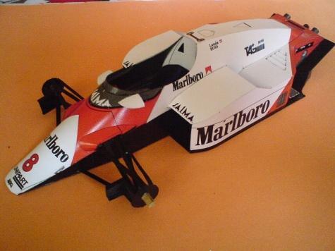 McLaren MP4/2 1984 - Niki Lauda, Austrian GP