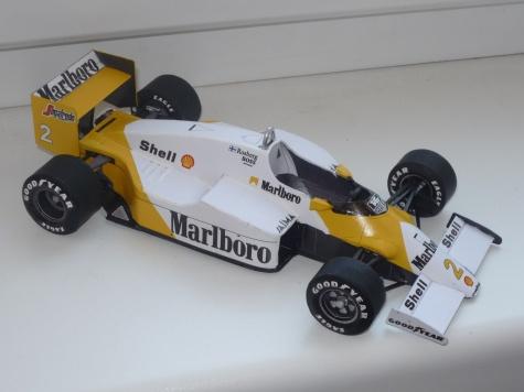 McLaren MP4/2-C