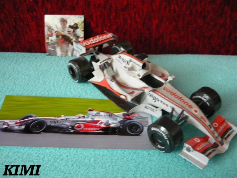 Mclaren Mp4-22 Fernando Alonso 2007