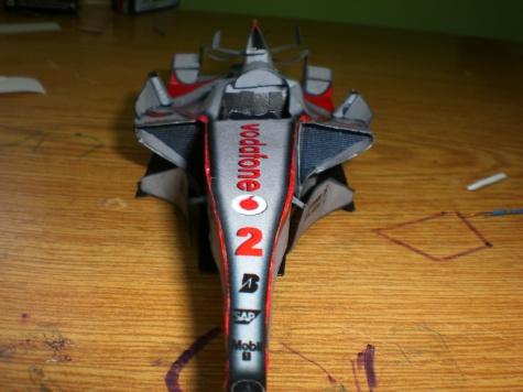 Mclaren MP4-22 Lewis Hamilton