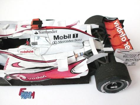 McLaren MP4/23