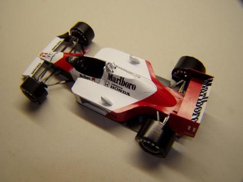 McLaren MP4/4, 1988, A. Prost