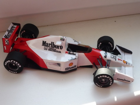 McLaren MP4/7