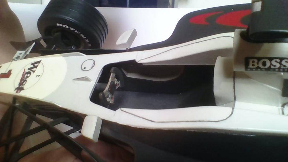 McLaren F1, MAXI