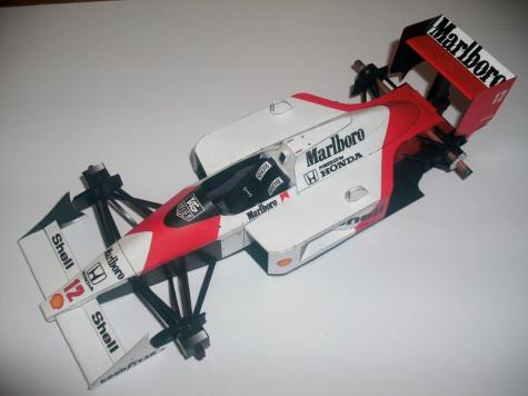 Mclaren Honda MP4/4 88' A. Senna