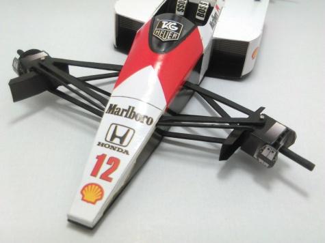 McLaren Honda MP4-4 - Ayrton Senna - 1988