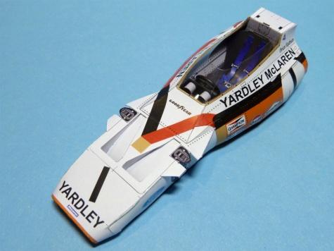 McLaren M19 British GP ´72