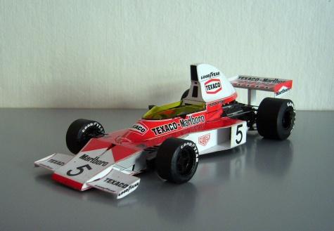 McLaren M23 1974