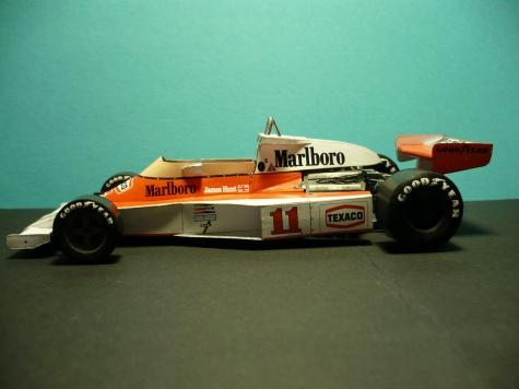 McLaren M23 1976