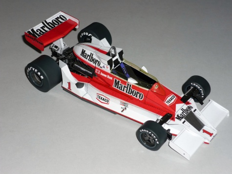 McLaren M26 - James Hunt - 1977