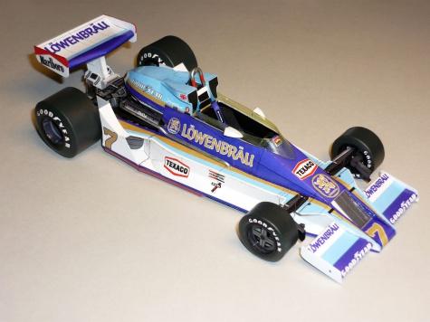 McLaren M26 - James Hunt - GP Kanady 1978
