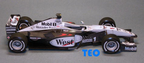 McLaren MP 4-15