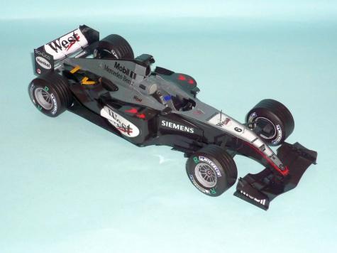 McLaren MP4/19