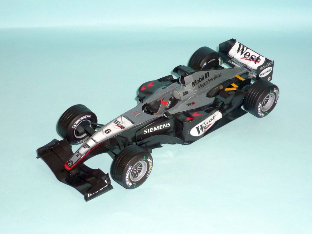 McLaren MP 4/19 - Kimi Raikkonen - GP Monaka 2004