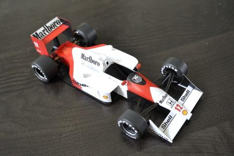 McLaren MP4/4 1988 (A.Senna)