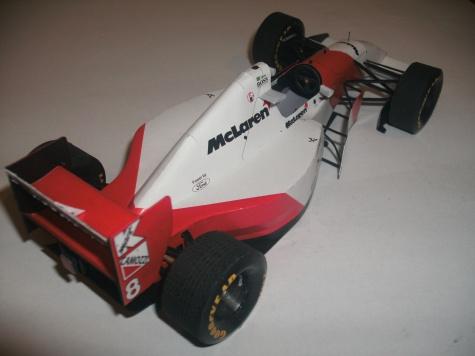 McLaren MP4/8 A. Senna