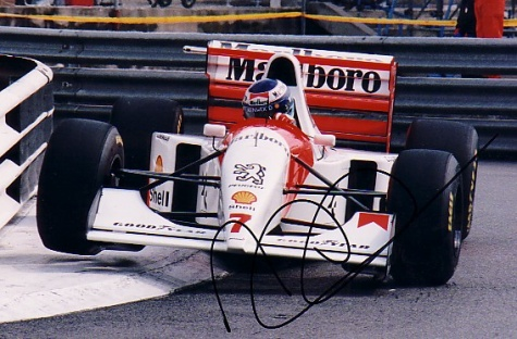 McLaren MP4/9 (1994; Hakkinen)