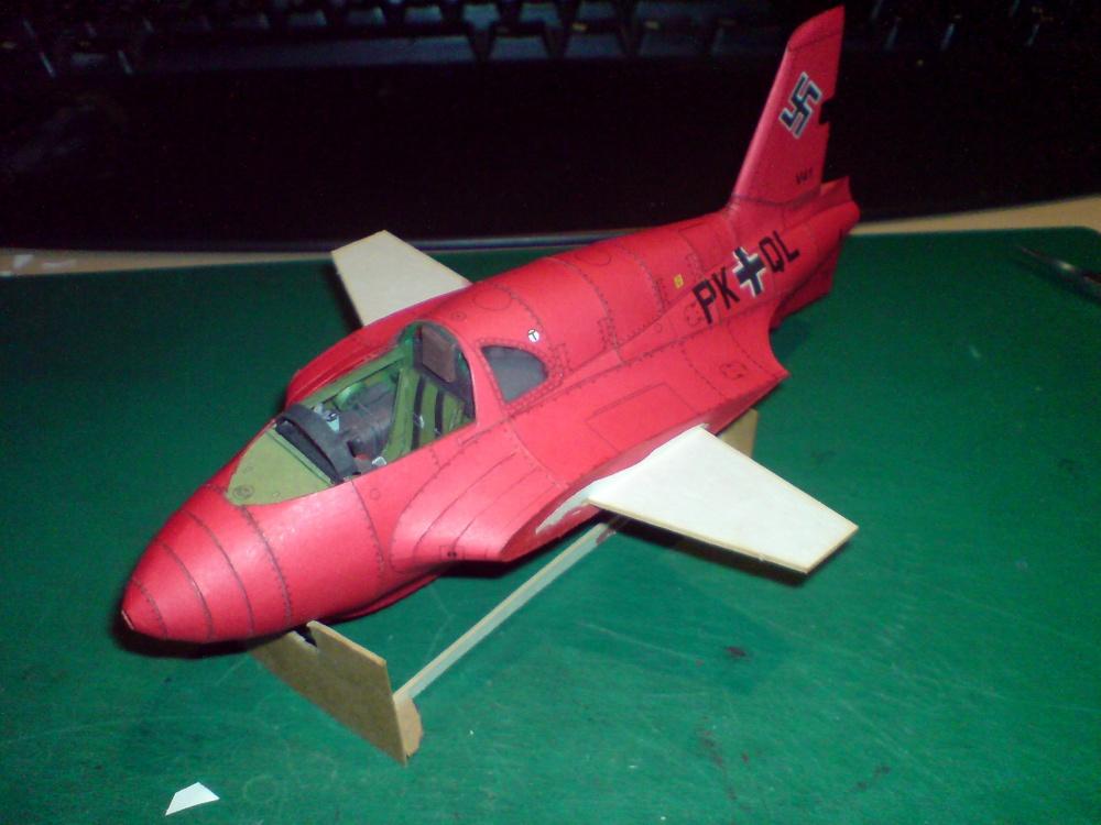 Me - 163 B-0 KOMET