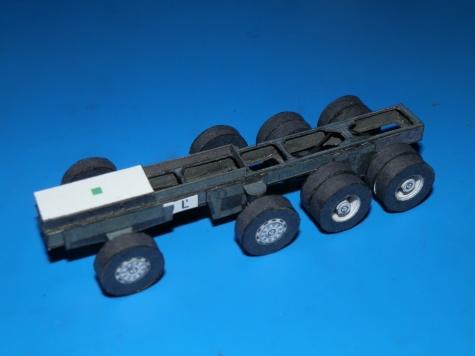Mecedes Benz Actros 8x4 4165 SLT