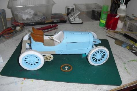 Mercedes 1908