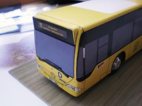 Mercedes Benz O530 Citaro MHD Písek