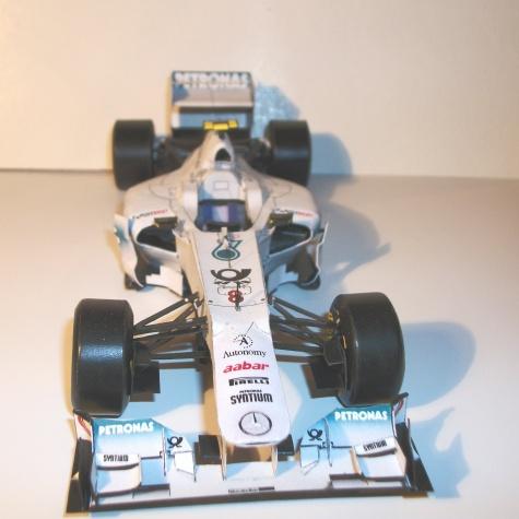 MERCEDES GP W02 - MK2