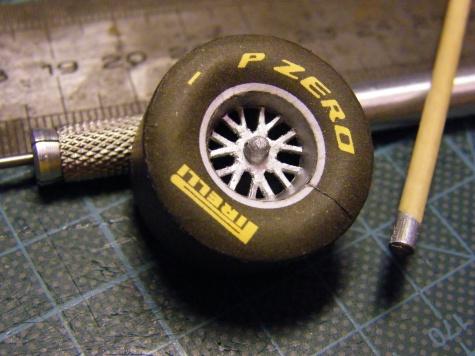 Mercedes GP W02