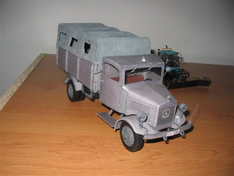 Mercedes L3000