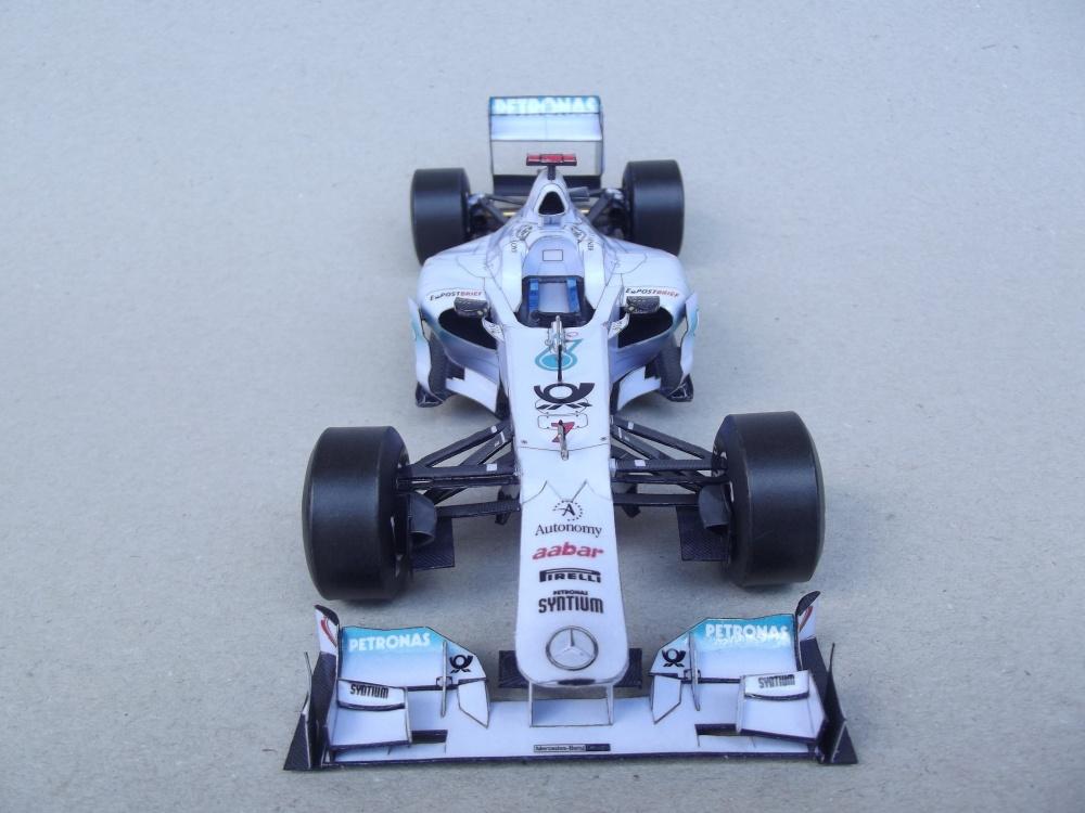 Mercedes W02
