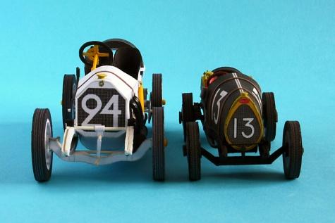 Mercedes Benz GP1908