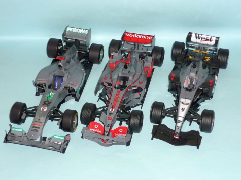 Mercedes MGP W02 - M.Schumacher - GP Australie 2011