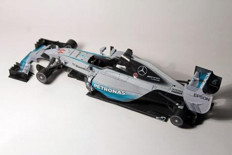 Mercedes W06 - Australian GP 2015, Lewis Hamilton