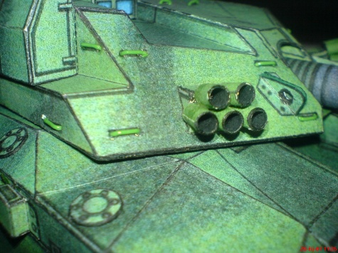 MERKAVA 2  a MBT CHALLANGER