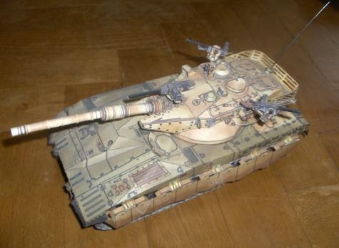 Merkava II