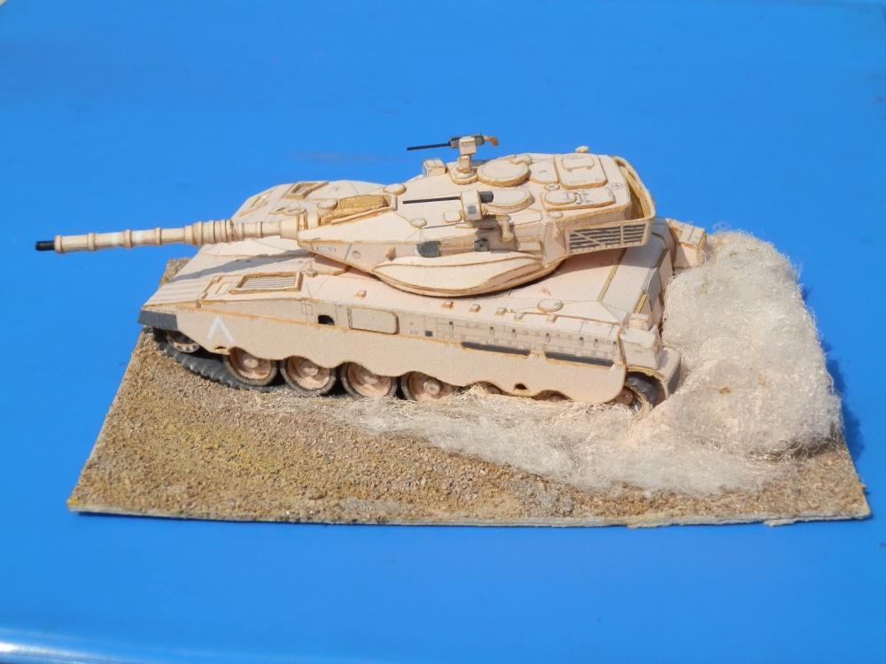Merkava Mark II