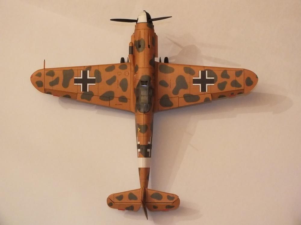 Messerschmit Bf-109 G