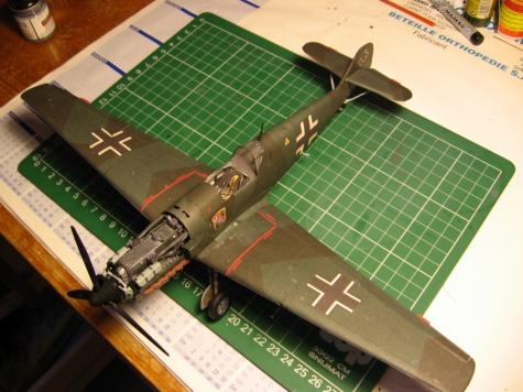 Messerschmitt Bf-109 T-1