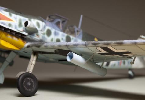 Messerschmitt Bf 109G-5