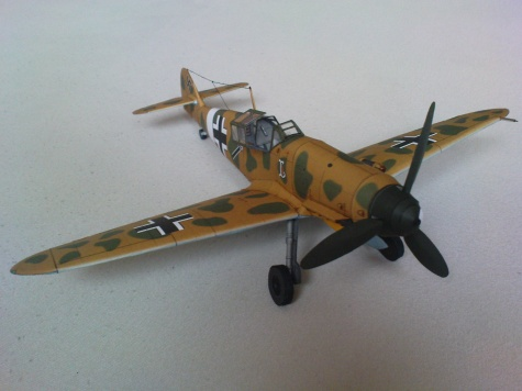 Messerschmitt Me 109g - 2/trop